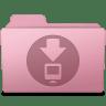 Downloads-Folder-Sakura icon