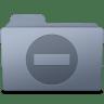 Private-Folder-Graphite icon