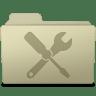Utilities-Folder-Ash icon