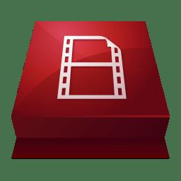 Adobe Flash Video Encoder icon