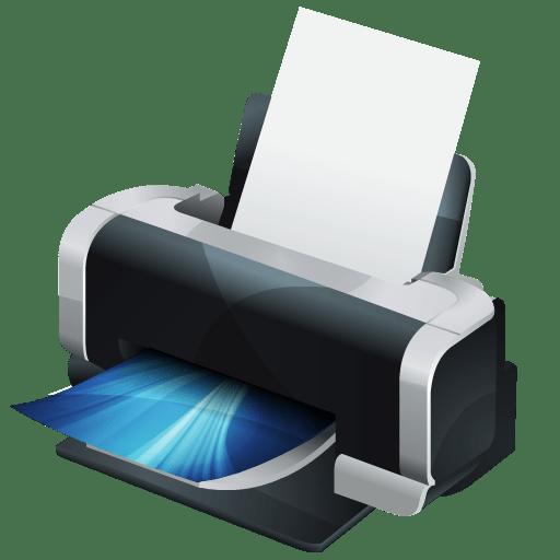 HP-Printer icon