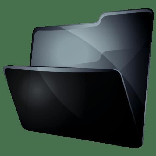 Folder-Grey icon