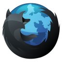 HP Firefox Inverse icon