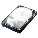 HP HDD ClearCase icon