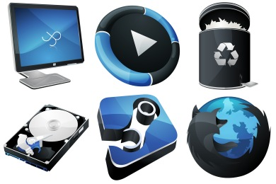Hydropro Icons