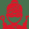 Dentist-red icon