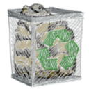 Recycle full icon