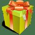 Gift-box icon