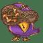 Steampunk Bird icon