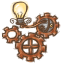 Steampunk-Light icon