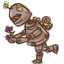 Steampunk Robot icon