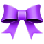 Ribbon Purple icon