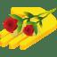 Hand-rose icon