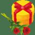 Gift-rose icon
