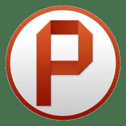 PowerPoint Circle icon