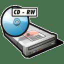Cdrw drive icon