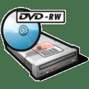 Dvd rw drive icon
