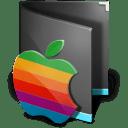 Folder Classic Black icon