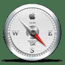 Safari White icon