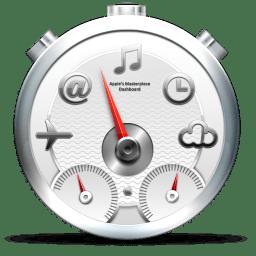 Dashboard White icon
