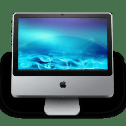 iMac New Manicho icon