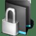 Private-Folder-Black icon
