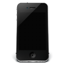 iPhone Black Off icon