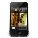 iPhone Black W1 icon