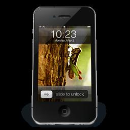iPhone Black W1 icon