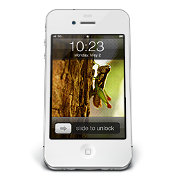 iPhone White W1 icon