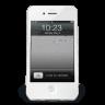 IPhone-White-iOS icon
