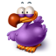 The Extinct Flightless Pidgin Bird icon