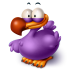 The-Extinct-Flightless-Pidgin-Bird icon