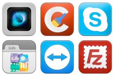 Baco Flurry 2 Icons