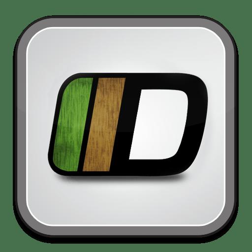 Diptic icon