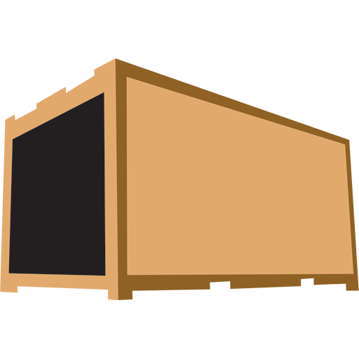 Container-brown icon
