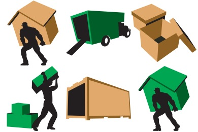Movers Icons