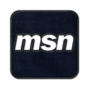 Msn square icon
