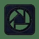 Picasa square 2 icon