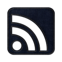 Rss cube icon