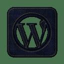 Wordpress-square icon