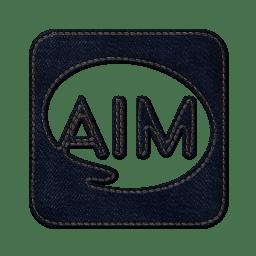 Aim square icon