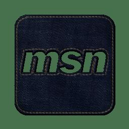 Msn square icon