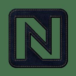 Netvous square icon