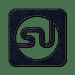 Stumbleupon square icon