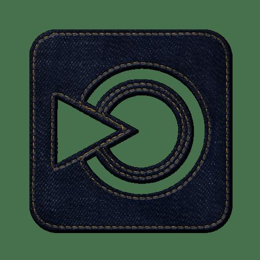 Blinklist-square icon