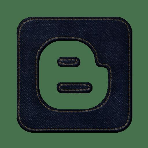 Blogger-square icon