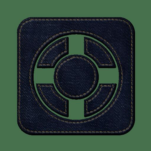 Designfloat-square icon