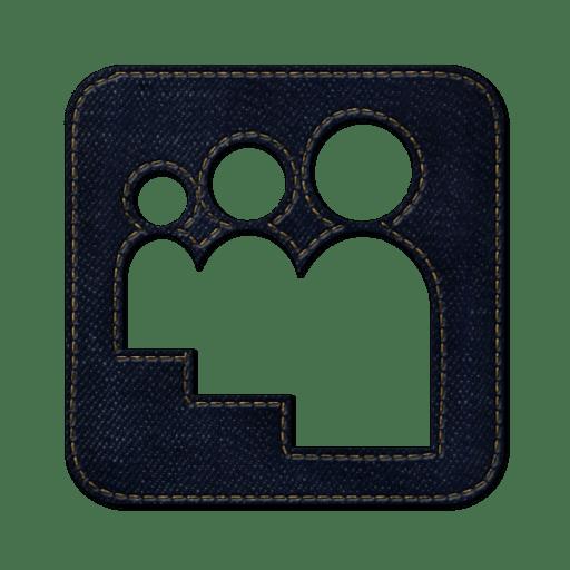Myspace-square-2 icon