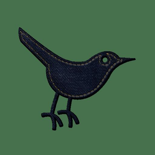 Twitter-bird-3 icon